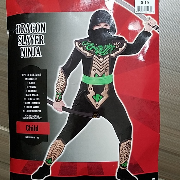 CNC Costume National Other - Dragon Slayer Ninja Halloween Costume